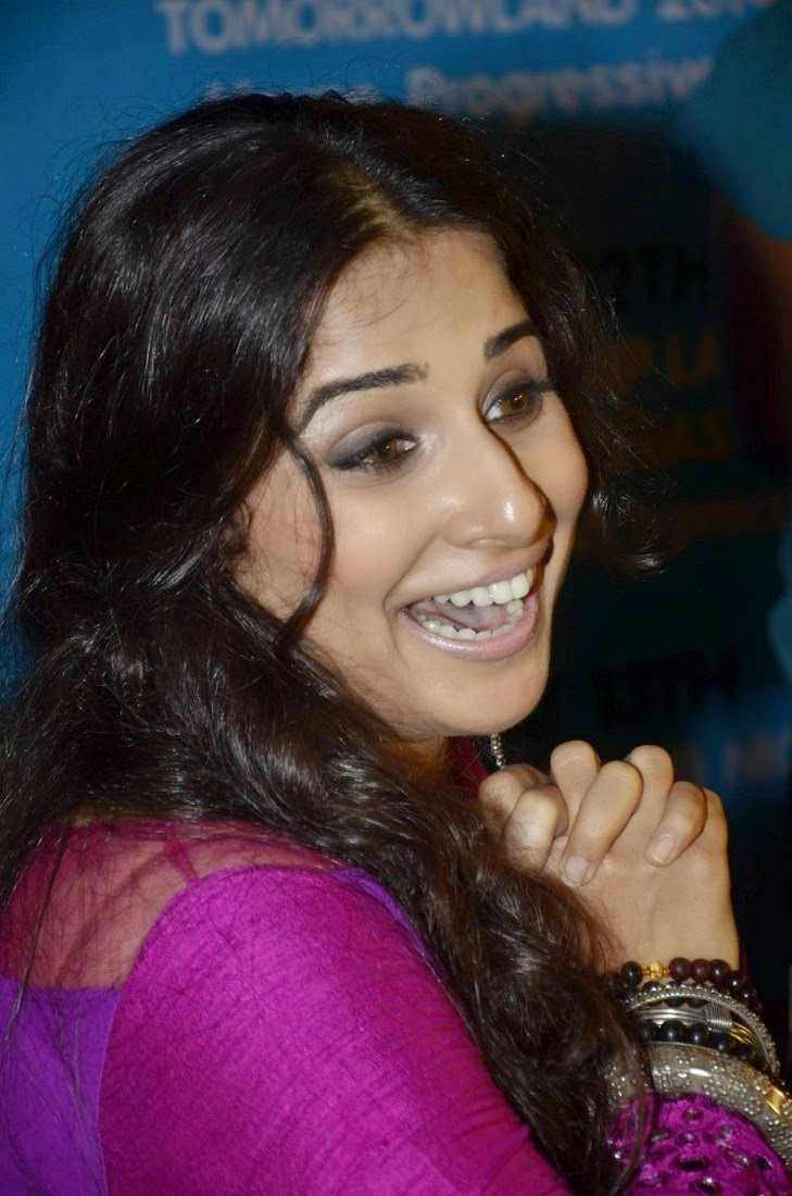 Vidya Balan at Charity Music Concert Event Stills