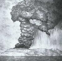 Kisah Gunung Krakatau