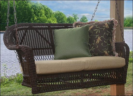 bench swings