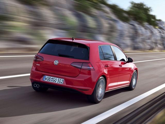 Volkswagen Golf GTD 2014