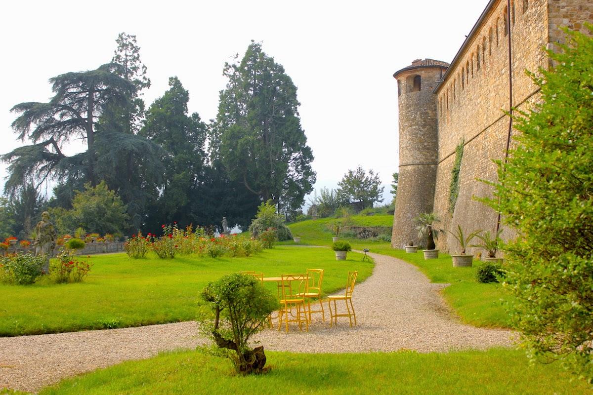 La Fortezza del Castello di Agazzano - foto di Elisa Chisana Hoshi