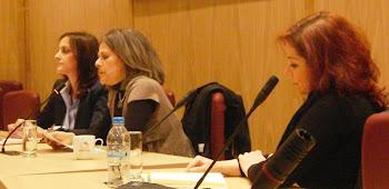 """Παρουσίαση της """"Γυναίκας μπονσάι"""" στην Άμφισσα, 28.3.2012"""