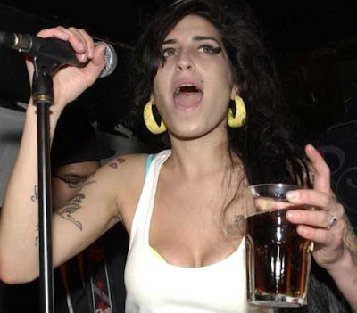 amy winehouse vodka