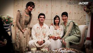 Syra Yousuf Wedding