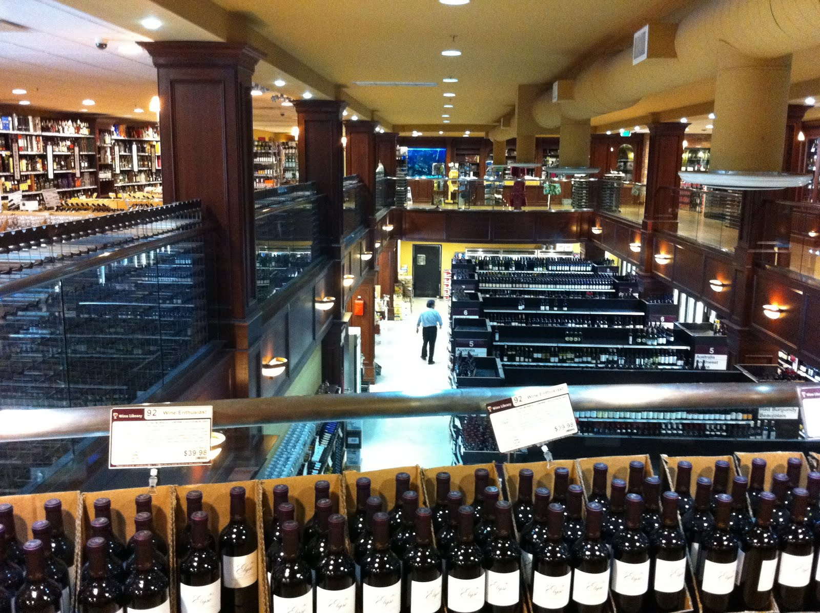 The latest Tweets from Wine Library (@WineLibrary). The Internet's leading discount wine retailer. Springfield, New Jersey.