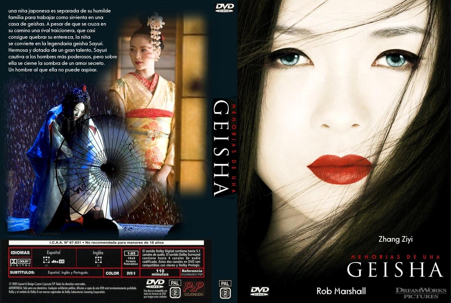 ForoSceniccom Ver Tema - Memorias de una geisha