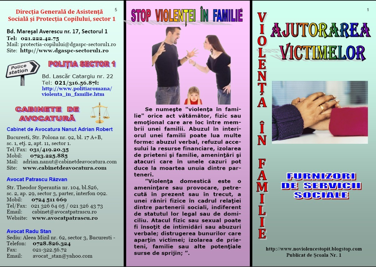 Stand up against family violence februarie 2012 for Stand pliant