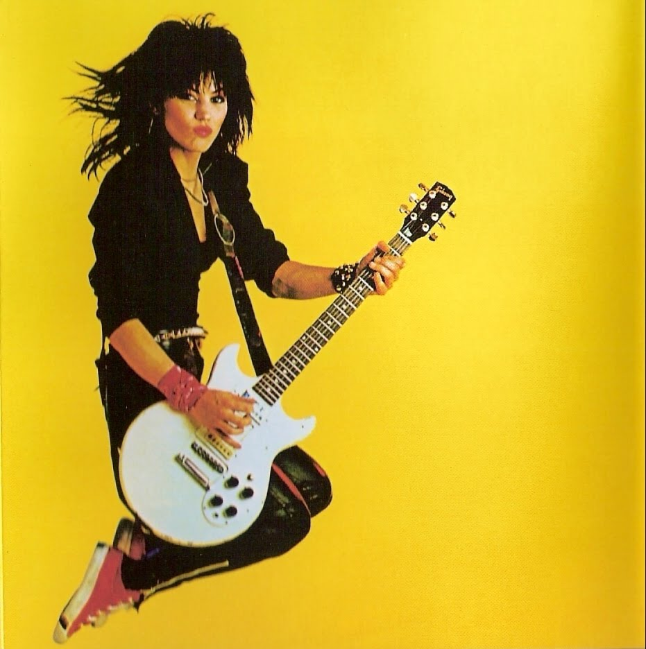 Joan Jett Fashion Video