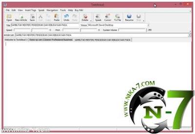 NextUp TextAloud 3.0.55 Full Version