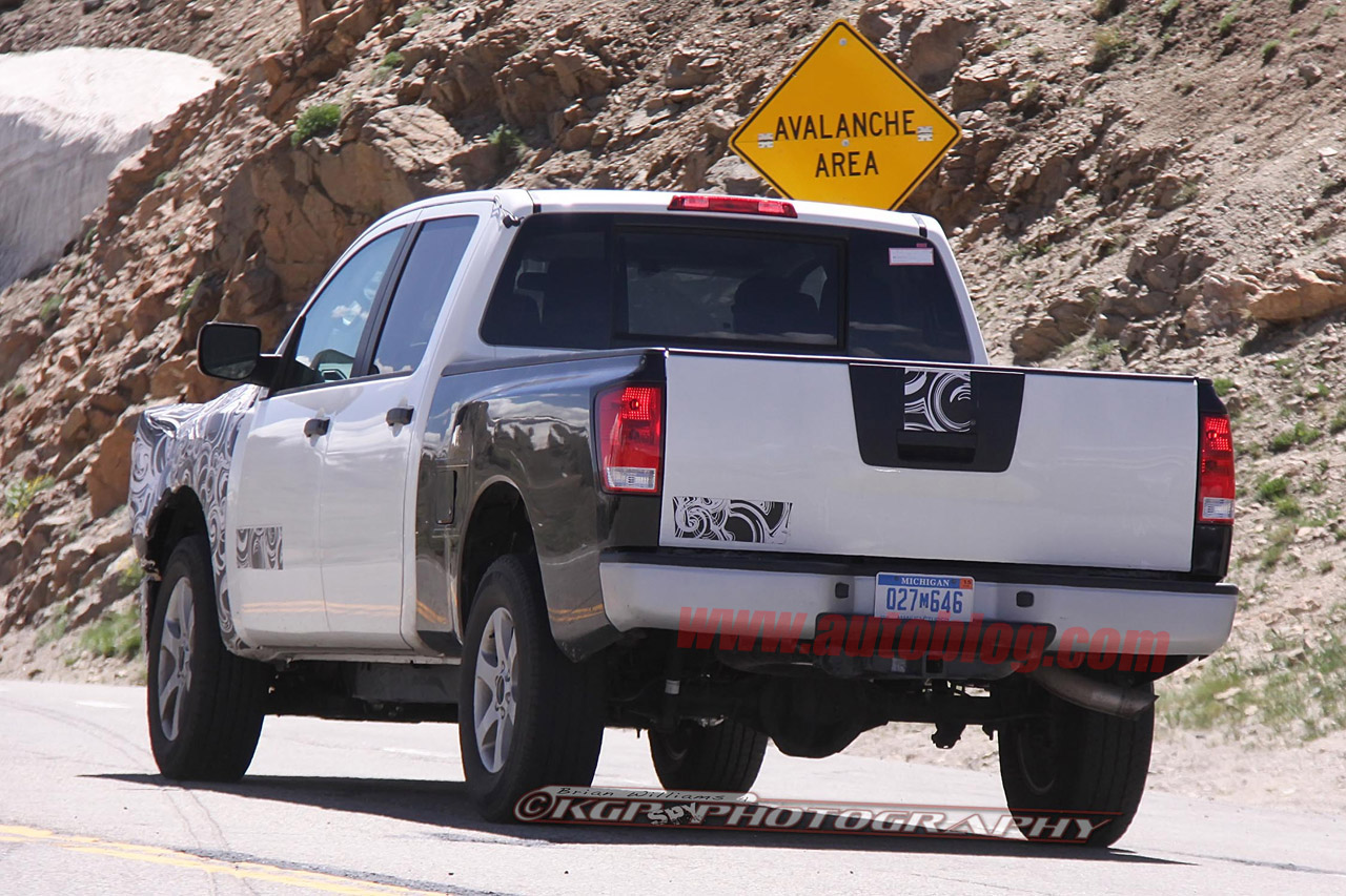 Nissan+Frontier2015 Additionally the chatter surrounding the new Titan
