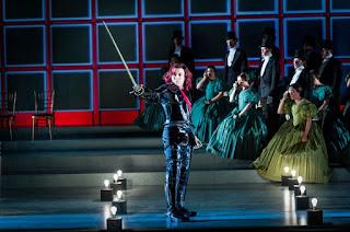 Jesus Leon - Bellini - I Puritani - Grange Park Opera 2013