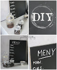 DIY Menytavle