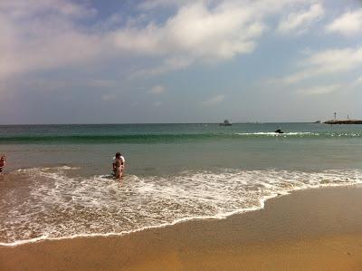 Corona Del Mar, CA www.thebrighterwriter.blogspot.com