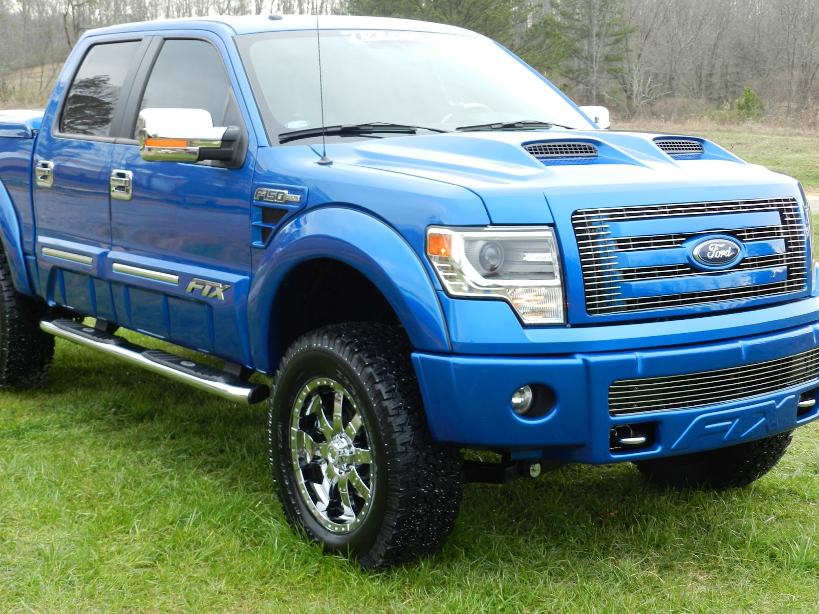 Ford F150 Ftx Tuscany Package Html Autos Post