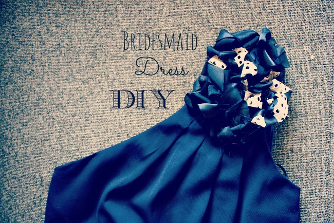 Bridesmaid Dress DIY