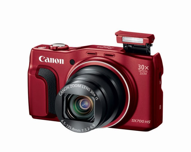 Canon PowerShot SX700 HS, Canon prosumer, prosumer camera, digital camera, superzoom camera, new digital camera, New Canon Camera, creative shot mode, creative filter