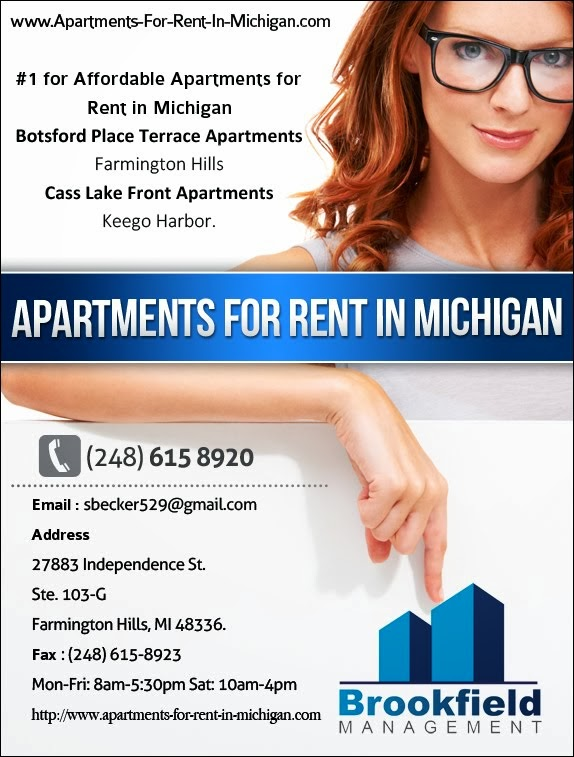 MI Apartments For Rent