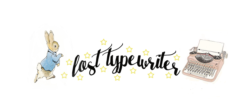 Lost Typewriter