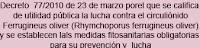 decreto 77/2010