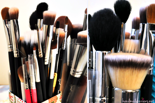 Expensive Brush Holder are Unnecessary
