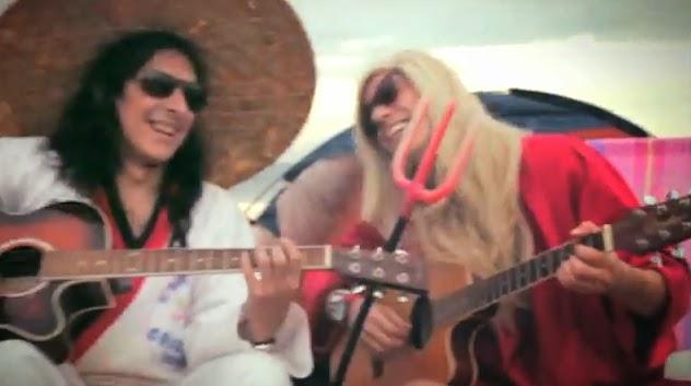 The Pary Band - El baño de Santa Teresa