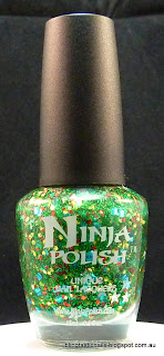 Ninja Polish No Peeking!