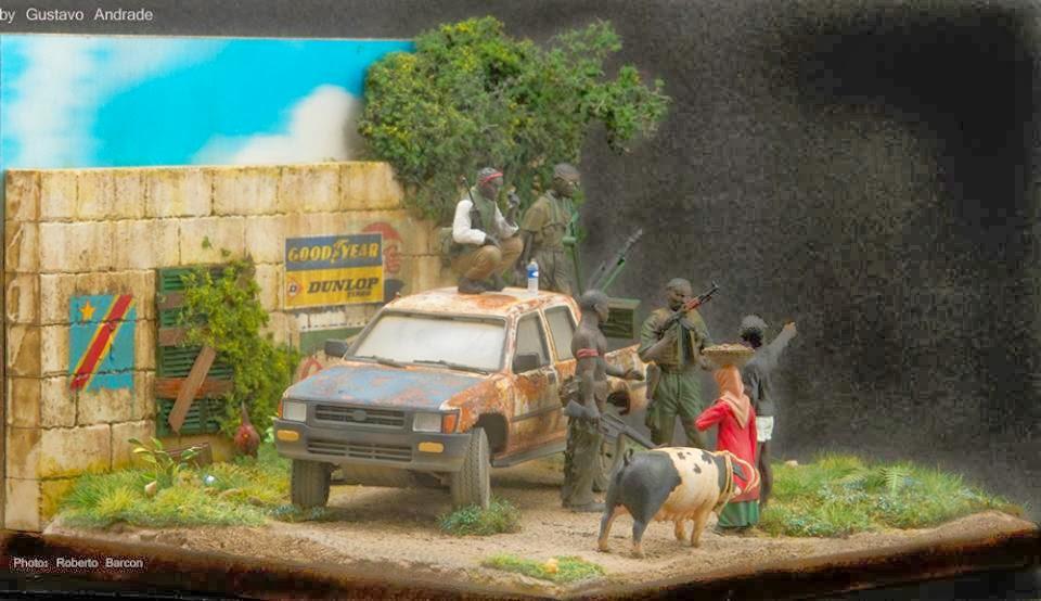 """""""Congo Life"""" 1/35"""