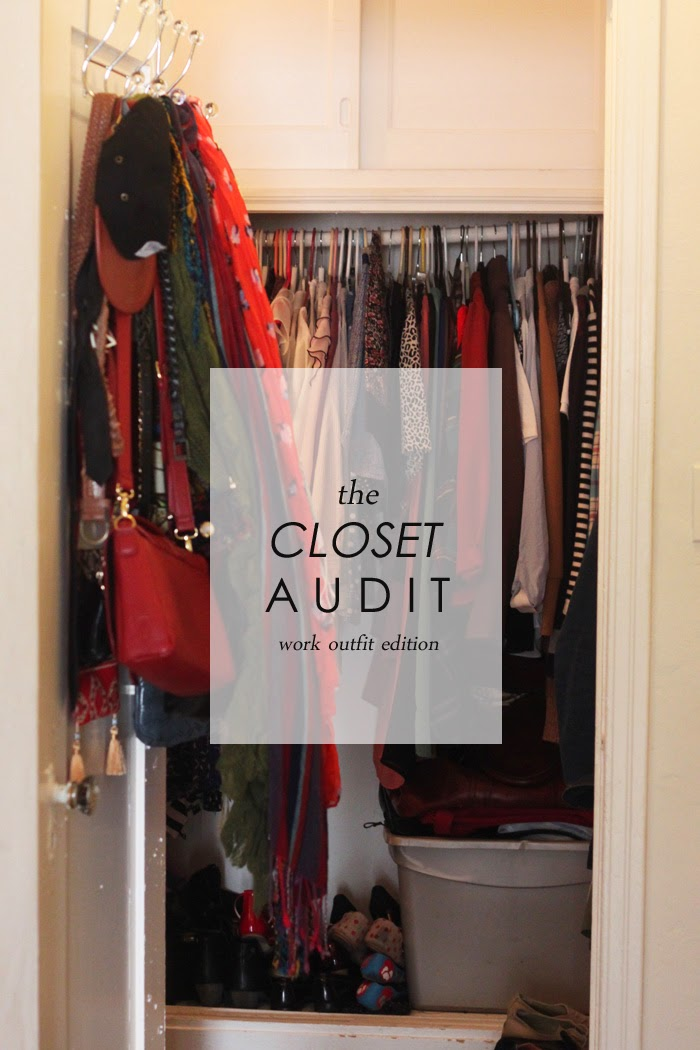 closet audits with a personal stylist