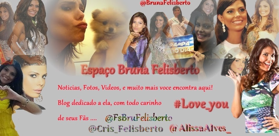 :::|  ♥ Espaço Bruna Felisberto ♥  | :::