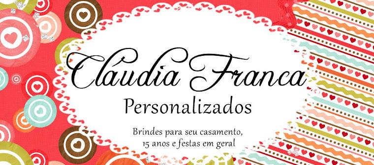 Claudia Franca Personalizados