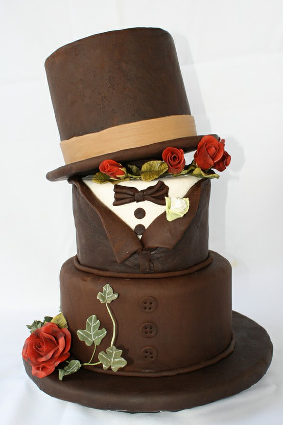 Grooms Cake Ideas : Have your Dream Wedding