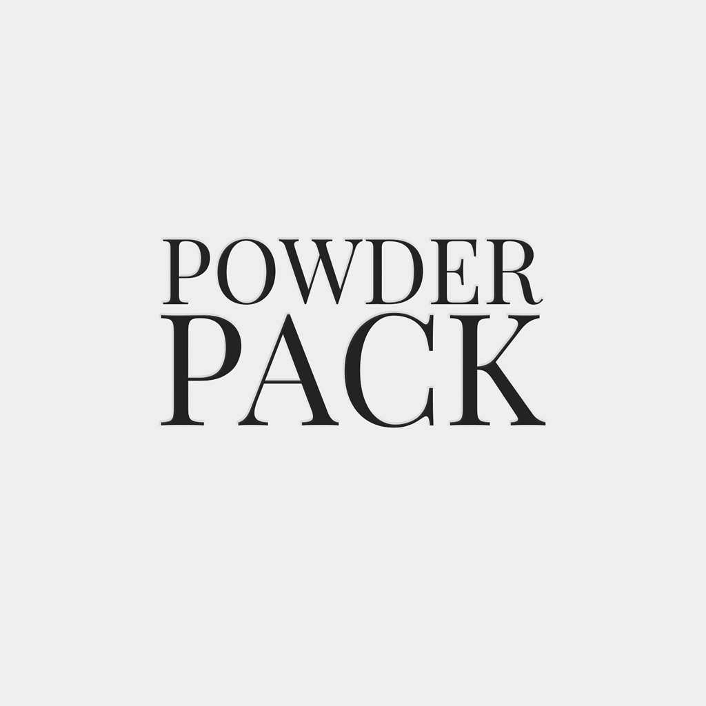 Powder Pack
