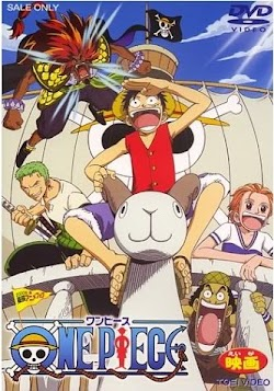 Đảo Hải Tặc 1: Cướp Kho Vàng Lớn - One Piece Movie 1: The Great Gold Pirate (2000) Poster