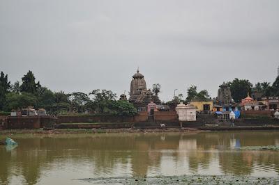 bindu sagar lake, Bhubaneswar