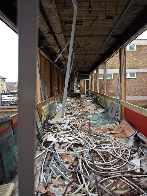 st lukes, huddersfield, urbex, derelict, abandoned, hospital