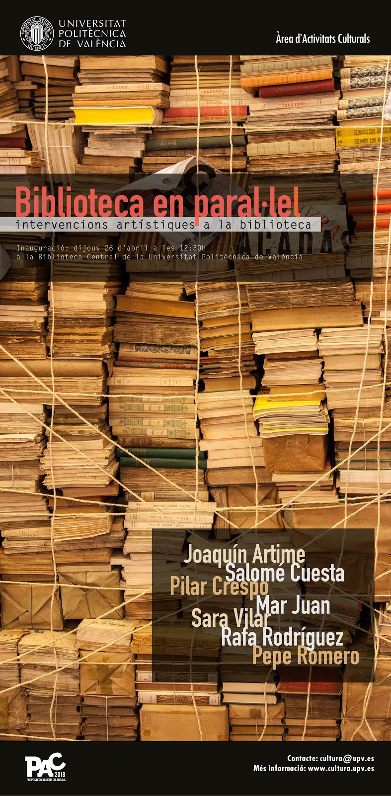 Biblioteca en paral·lel