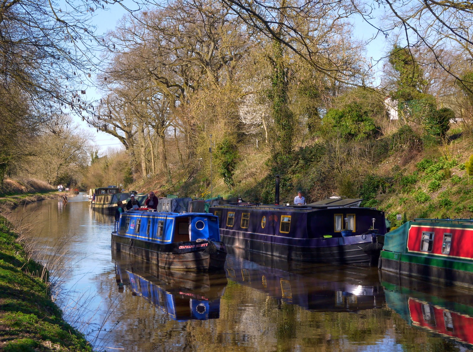 worthing wanderer kennet and avon canal section 7 pewsey. Black Bedroom Furniture Sets. Home Design Ideas