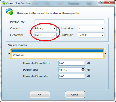 Cara Mempartisi SD Card Untuk Link2SD Android