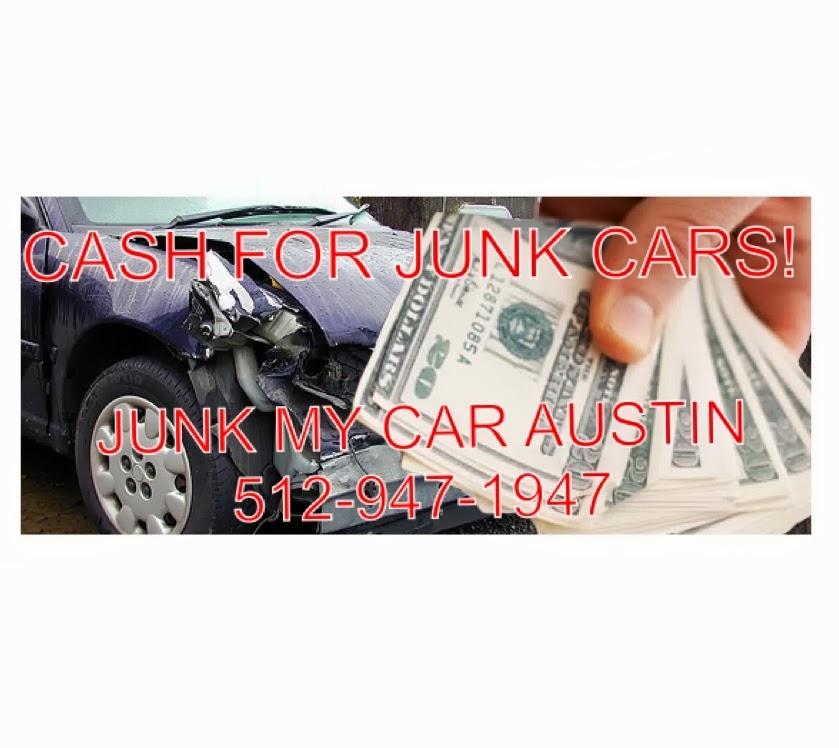Junk My Car Austin