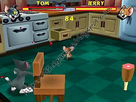 Free Download Games - Tom And Jerry In Fists Of Fury