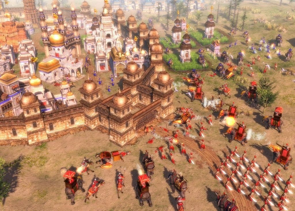 Age of Empires III - The Asian Dynasties + Crack - Free ...