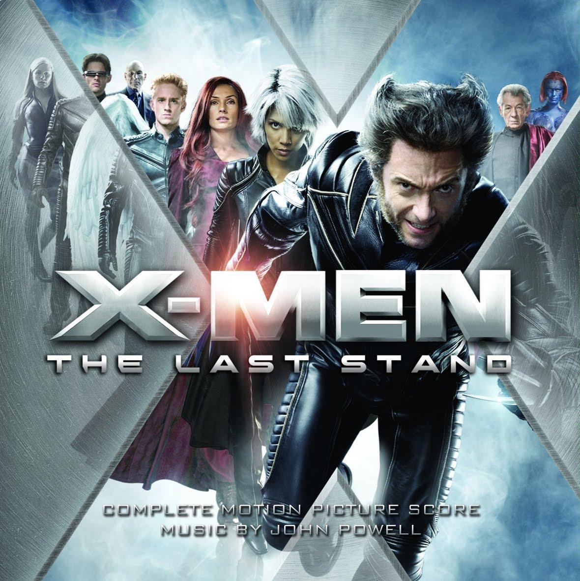 Men The Last Stand Complete John PowellX Men The Last Stand