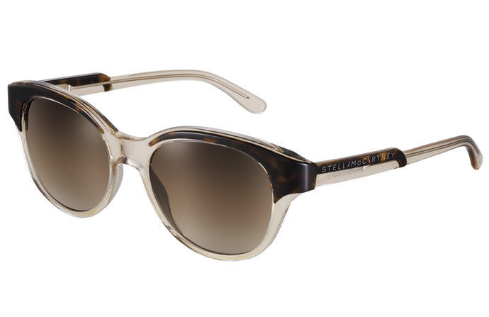 Stella McCartney SS2012: eco-friendly eyewear: SM4030 sunglasses