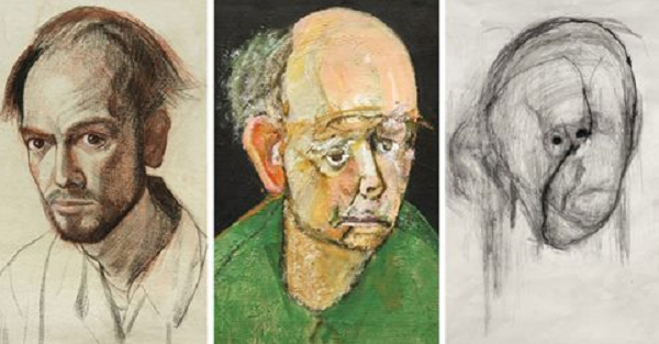A Man With Alzheimer's Drew Himself For 5 Years. These Photos Are Heartbreaking.
