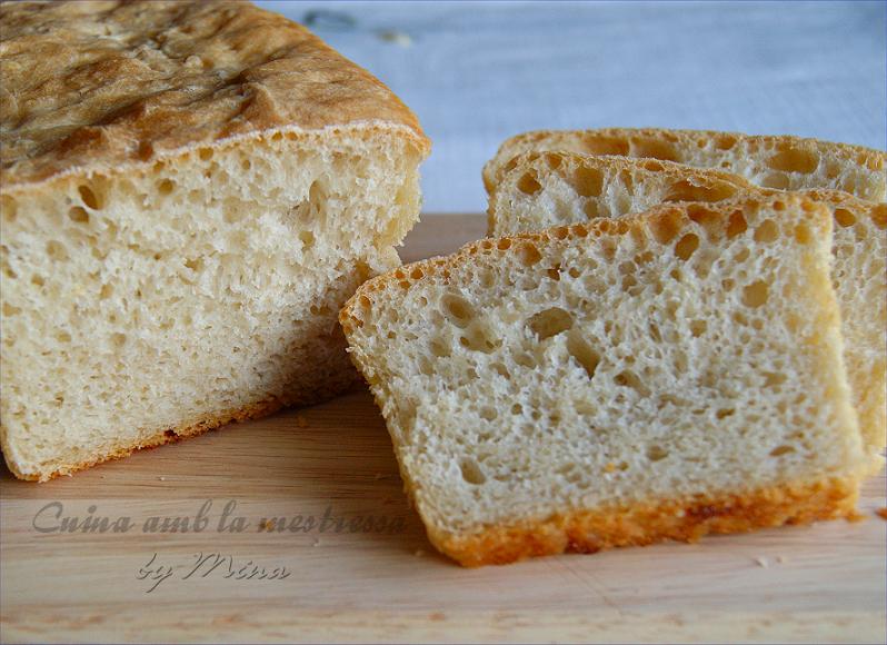 Pan de molde...