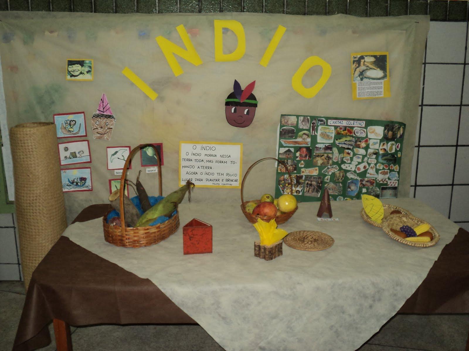 LIGA DO BEM Educação Infantil: Projeto INDIO #B4A517 1600 1200