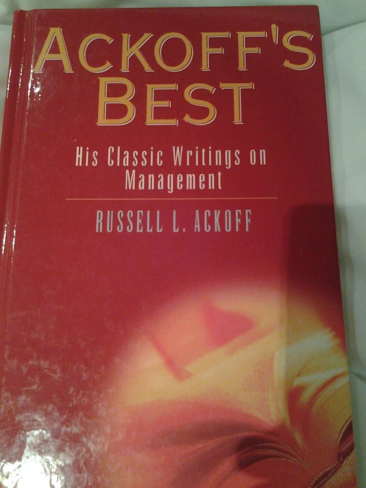 Ackoff's Best by Russell
