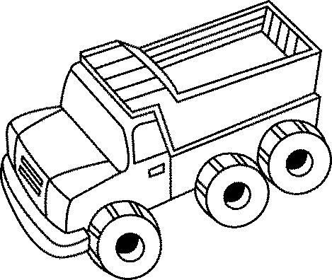 Car Coloring Pages For Kids together with Malvorlagen 20552 Lamborghini 05 additionally Camiones Hormigonera further Cement Truck Clip Art additionally Car carrier coloring pages. on toy trucks for toddlers