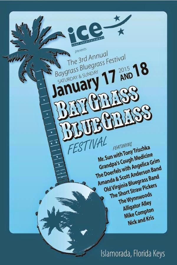 Baygrass Bluegrass Music Festival, Islamorada FL