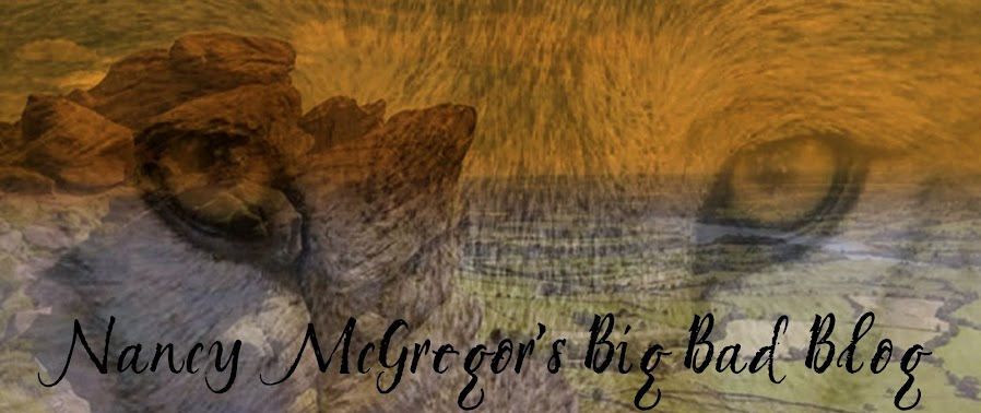 Nancy McGregor's Big Bad Blog